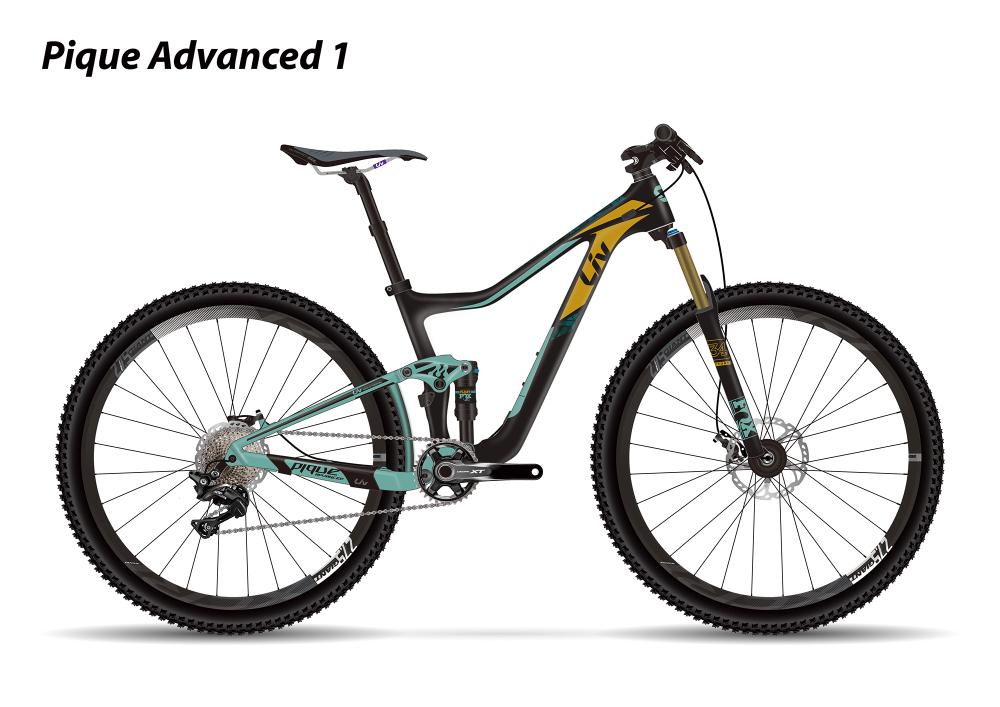 LIV Pique Advanced 1 Carbon XS - Bergmann Bike & Outdoor