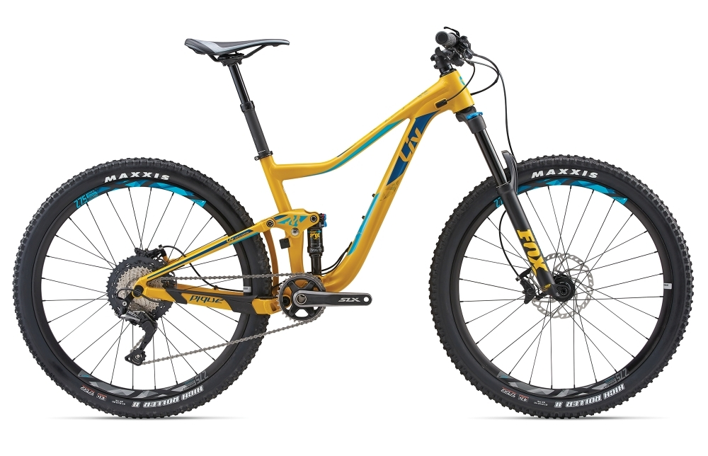 LIV Pique SX 2 S Yellow S - Bergmann Bike & Outdoor