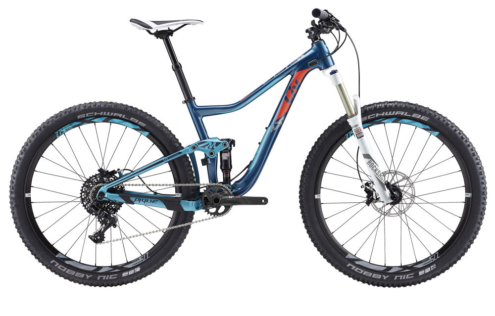 LIV Pique SX Dark Blue/Teal/Orange XS - Bergmann Bike & Outdoor