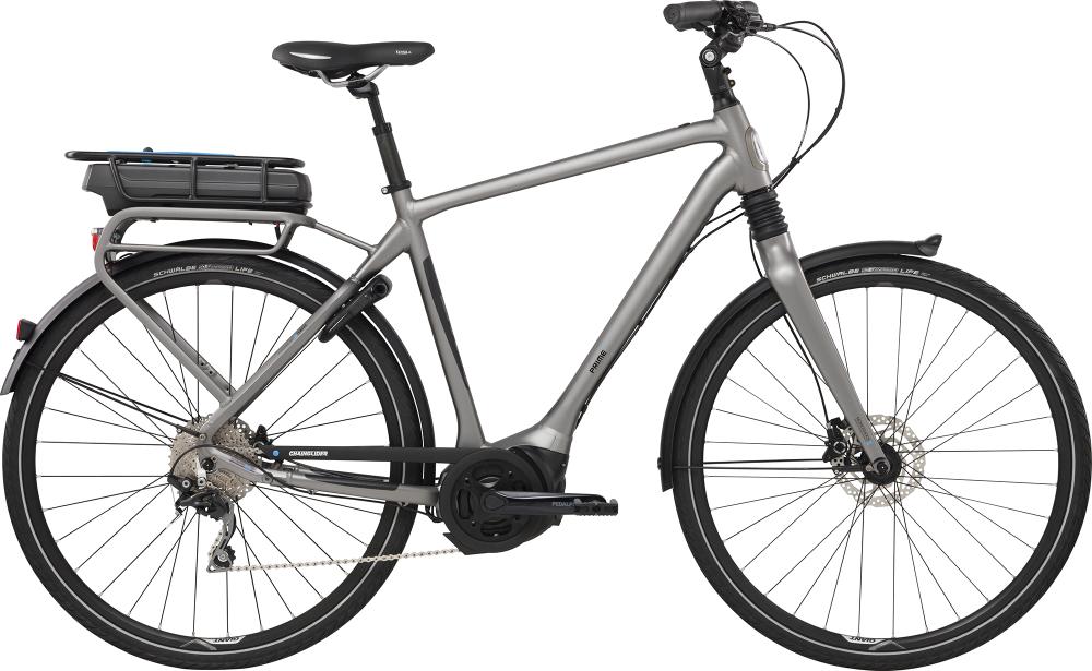 GIANT Prime E+ 2 GTS Antracite XL - Zweirad Posdziech Onlineshop -  E-Bike | Bochum