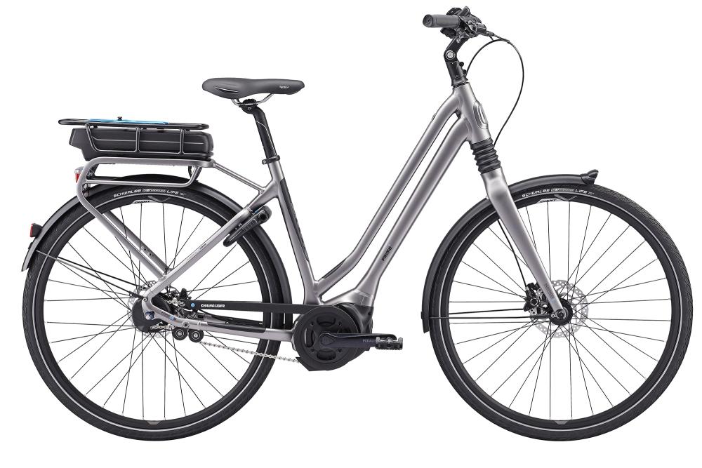 GIANT Prime E+ 0 Di2 LDS Metal/Grey S - Bergmann Bike & Outdoor