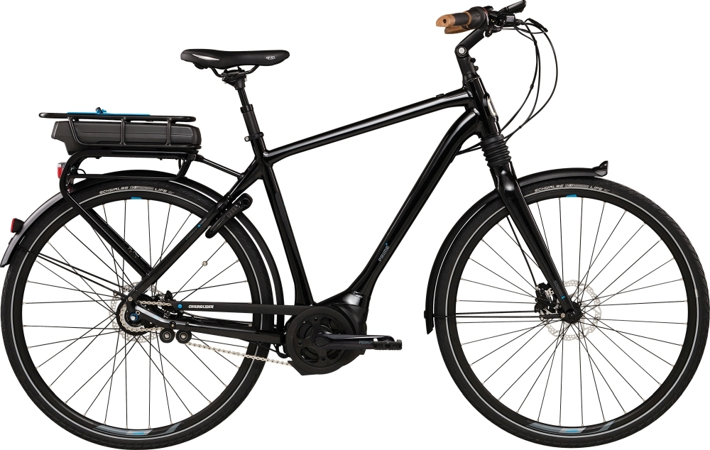 GIANT Prime E+1 GTS 25km/h L Gloss Black L - Fahrradhaus Haske