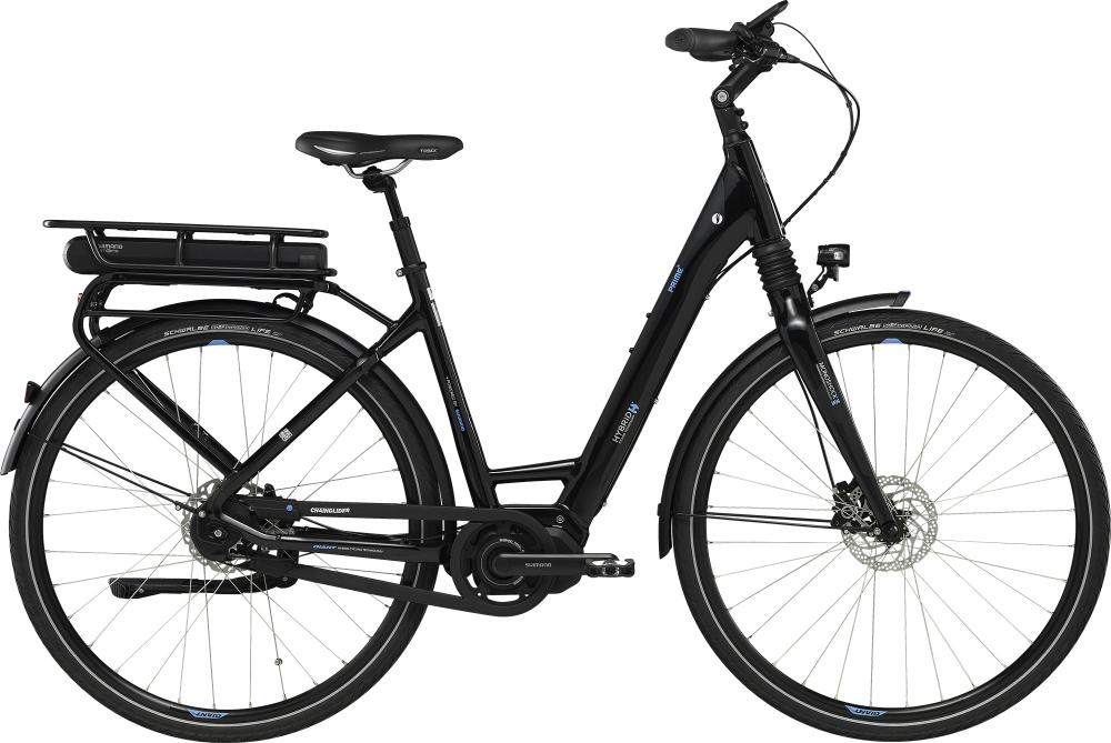 GIANT Prime E+ 1 RT Gloss/Matte Black S - Zweirad Posdziech Onlineshop -  E-Bike | Bochum