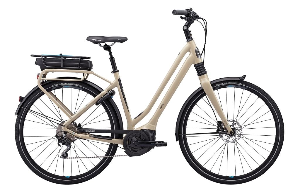 GIANT Prime E+2 LDS 25km/h S Magnesium S - Bike Maniac