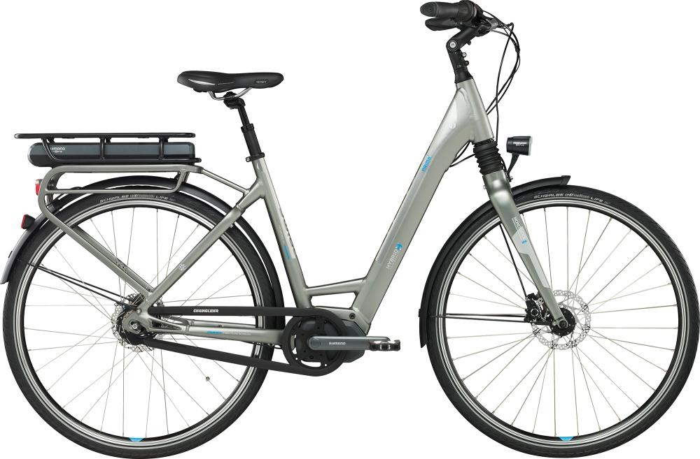 GIANT Prime E+ 2 RT Satin Steel S - Zweirad Posdziech Onlineshop -  E-Bike | Bochum