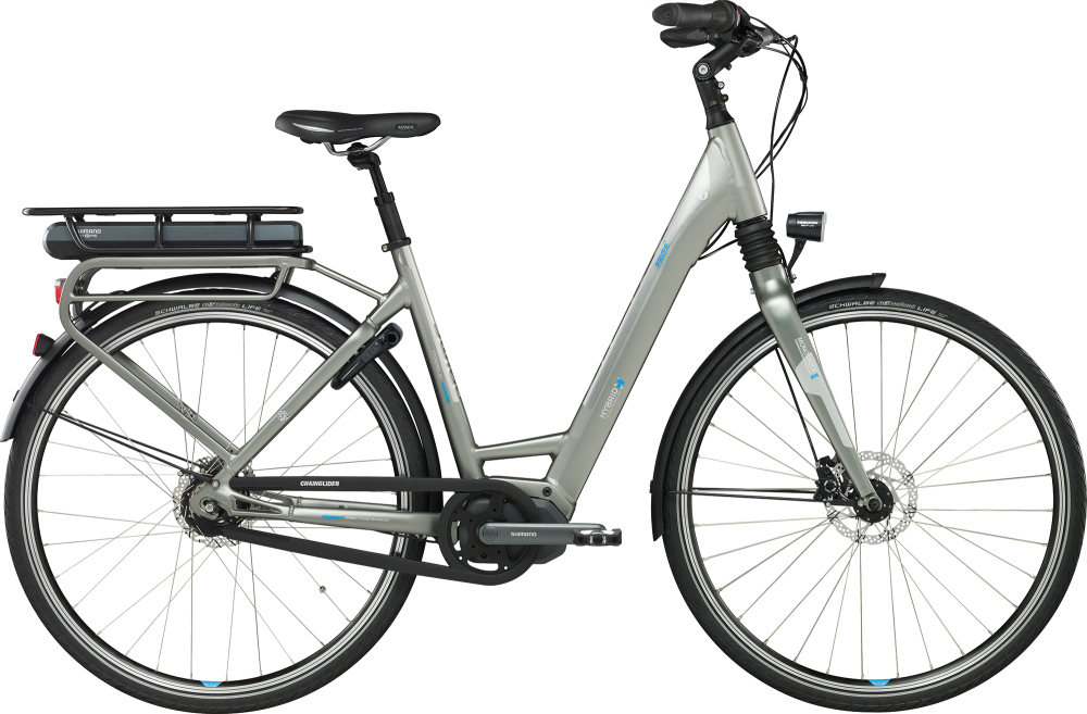 GIANT Prime E+ 2 RT Power S - Zweirad Posdziech Onlineshop -  E-Bike | Bochum