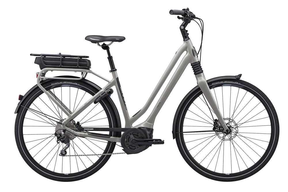 GIANT Prime E+ 2 LDS 25km/h S Antracite S - Zweirad Posdziech Onlineshop -  E-Bike | Bochum