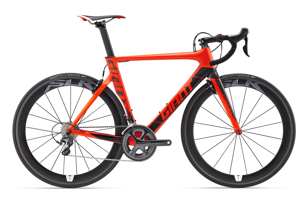 GIANT Propel Advanced Pro 1 Red S - Bergmann Bike & Outdoor