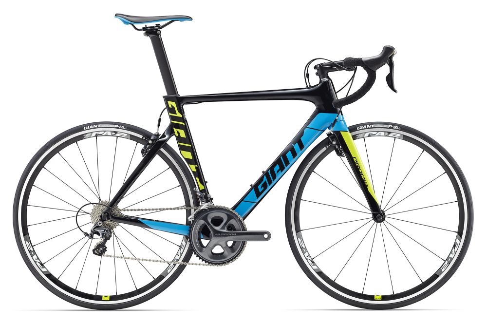 GIANT Propel Advanced 1 Comp/Blue S - Bergmann Bike & Outdoor