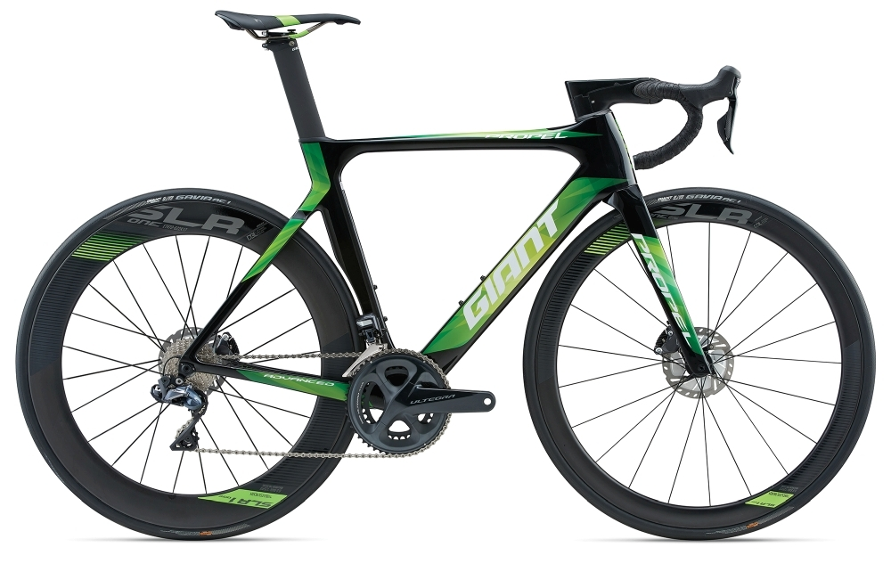 GIANT Propel Advanced Pro Disc L Carbon L - Bergmann Bike & Outdoor