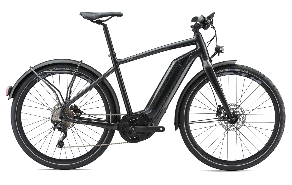 GIANT Quick-E+ S5 25km/h M Metallic Antracite M - HiroBike Onlineshop