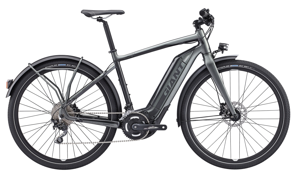 GIANT Quick-E+ Fighter Grey 25 km/h XL - Zweirad Posdziech Onlineshop -  E-Bike | Bochum