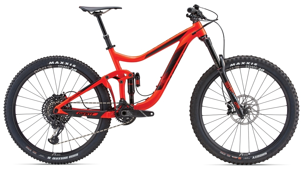 GIANT Reign 1 L Neon Red L - Fahrradhaus Haske
