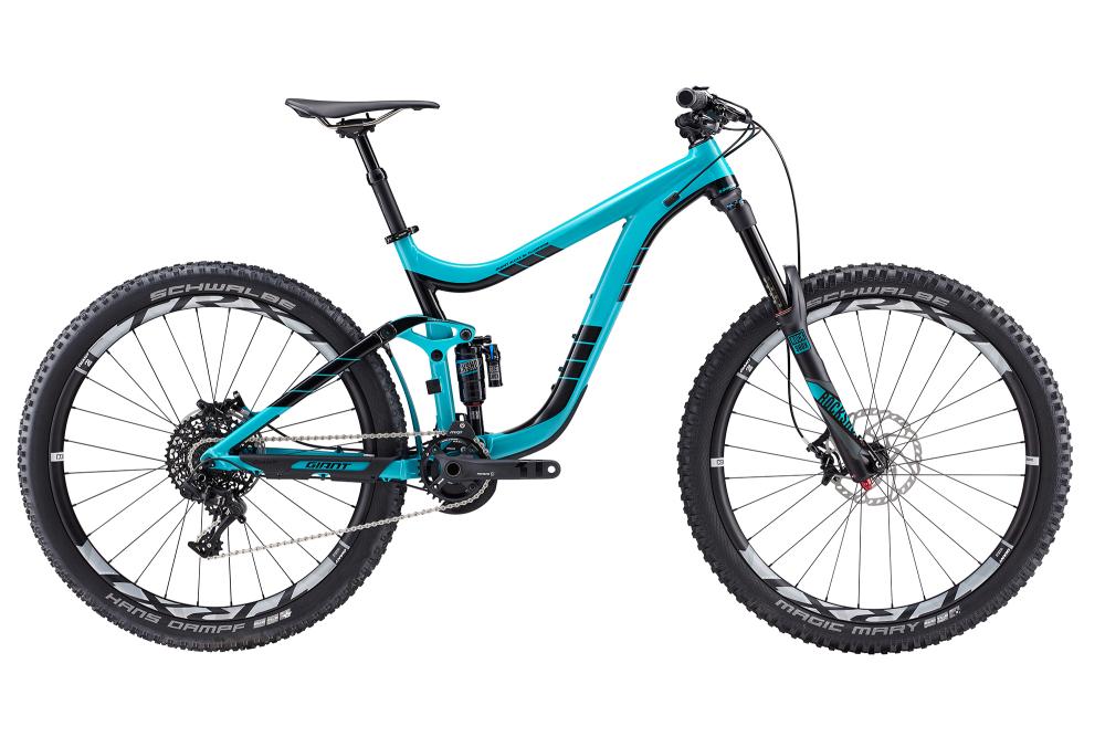 GIANT Reign 1 Green/Black S - Bergmann Bike & Outdoor