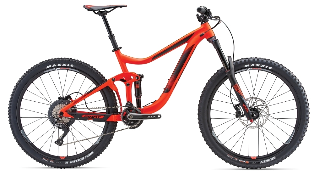 GIANT Reign 2 GE L Neon Red L - Fahrradhaus Haske