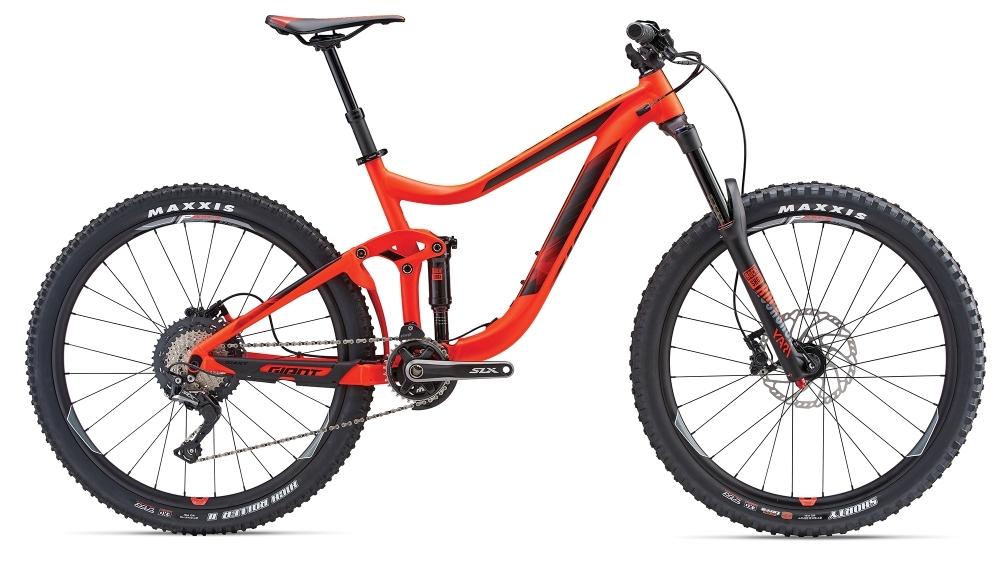 GIANT Reign 2 GE XL Neon Red XL - Fahrradhaus Haske