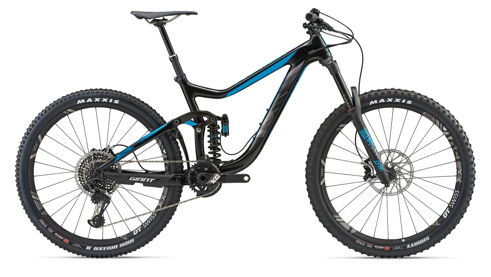 GIANT Reign Advanced 0 L Carbon L - Bergmann Bike & Outdoor