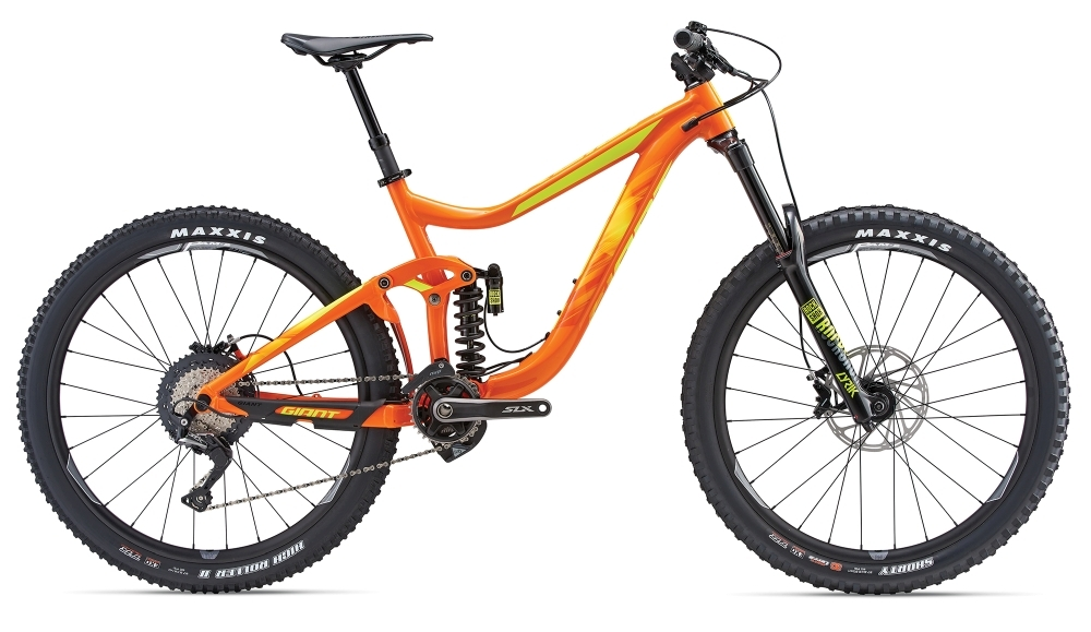 GIANT Reign SX S Orange S - Bike Maniac