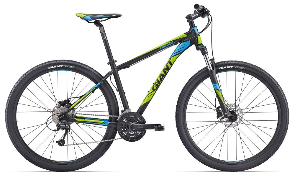 GIANT Revel 29er 1 Black M - Bergmann Bike & Outdoor