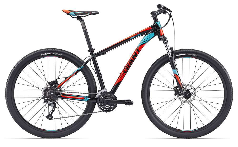 GIANT Revel 29er 2 GW Black M - Bergmann Bike & Outdoor