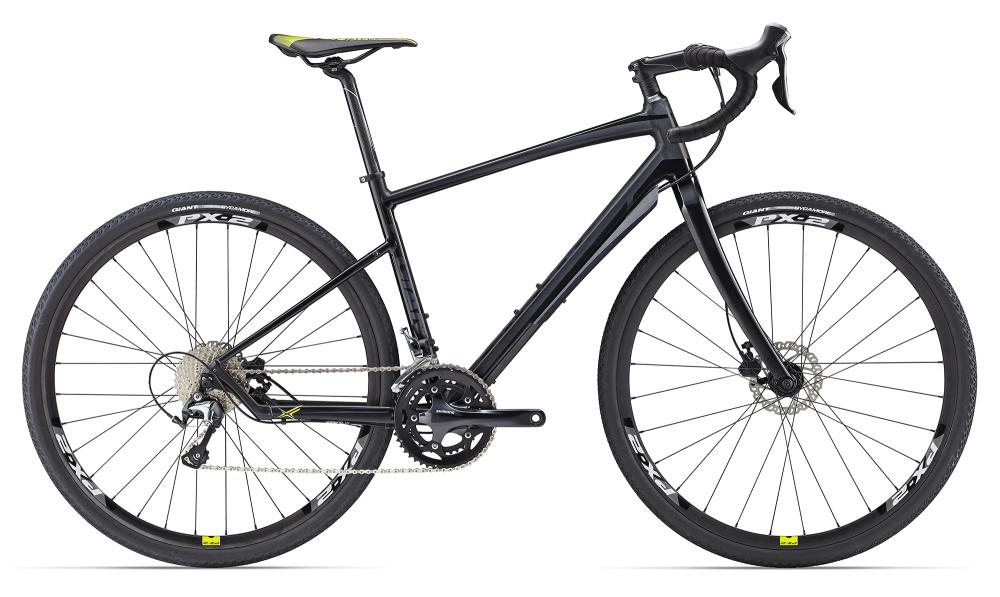 GIANT Revolt 1 Black S - Bergmann Bike & Outdoor
