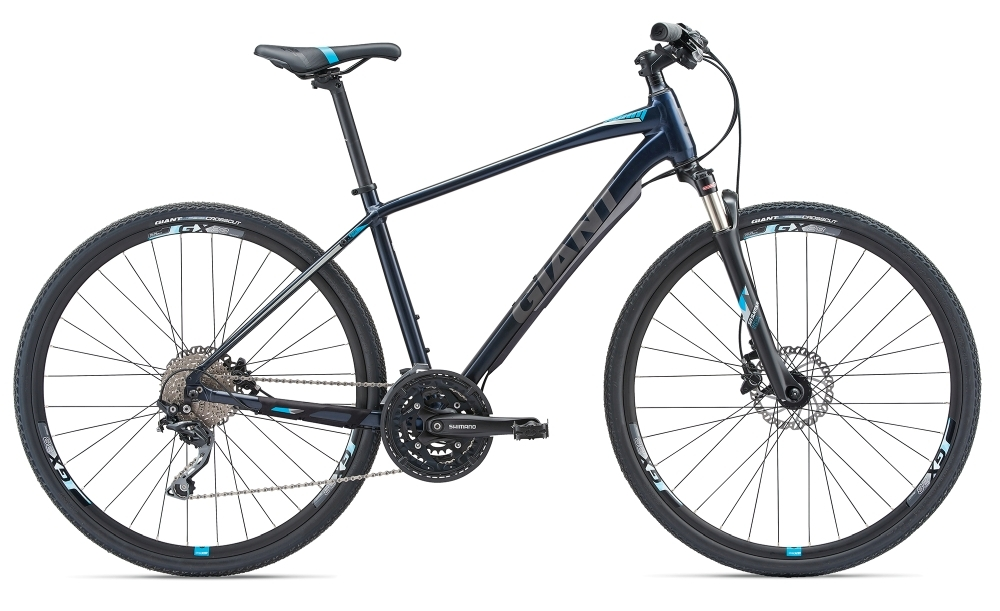 GIANT Roam 1 Disc XL Dark Blue XL - Fahrradhaus Haske