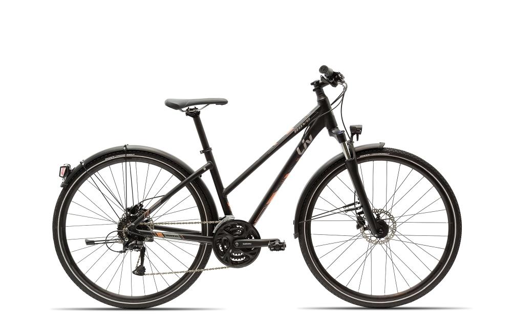 LIV Rove EX L Black L - Fahrradhaus Haske