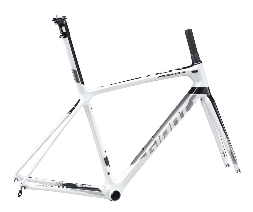 GIANT TCR Advanced SL-FF White S - Bergmann Bike & Outdoor