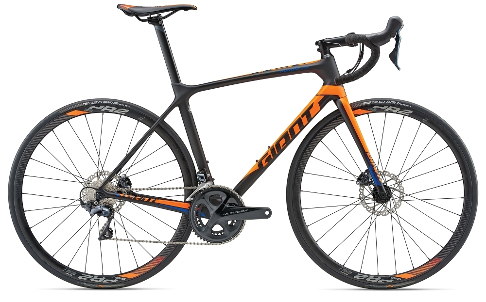GIANT TCR Advanced 1 Disc M Carbon M - Fahrradhaus Haske