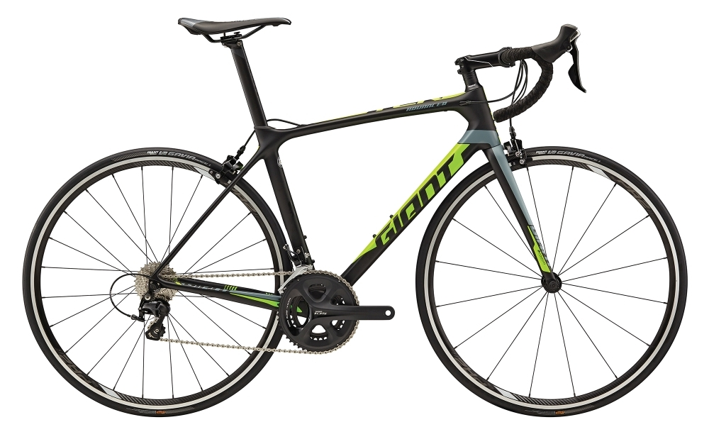 GIANT TCR Advanced 2 M Carbon M - GIANT TCR Advanced 2 M Carbon M