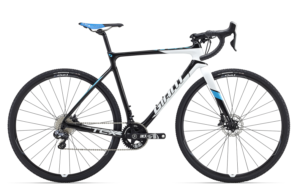 GIANT TCX Advanced Pro 1 S Comp/White S - Bergmann Bike & Outdoor