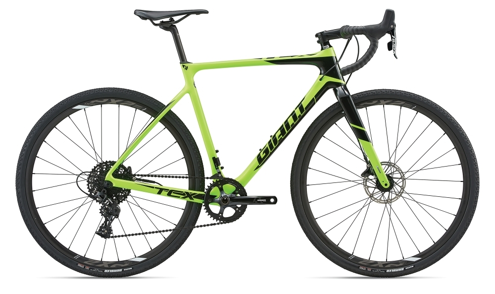 GIANT TCX Advanced SX XL Neon Green XL - Fahrradhaus Haske