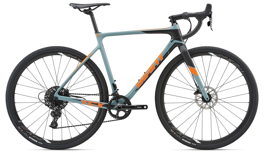 GIANT TCX Advanced SX L Grey/Black L - Fahrradhaus Haske