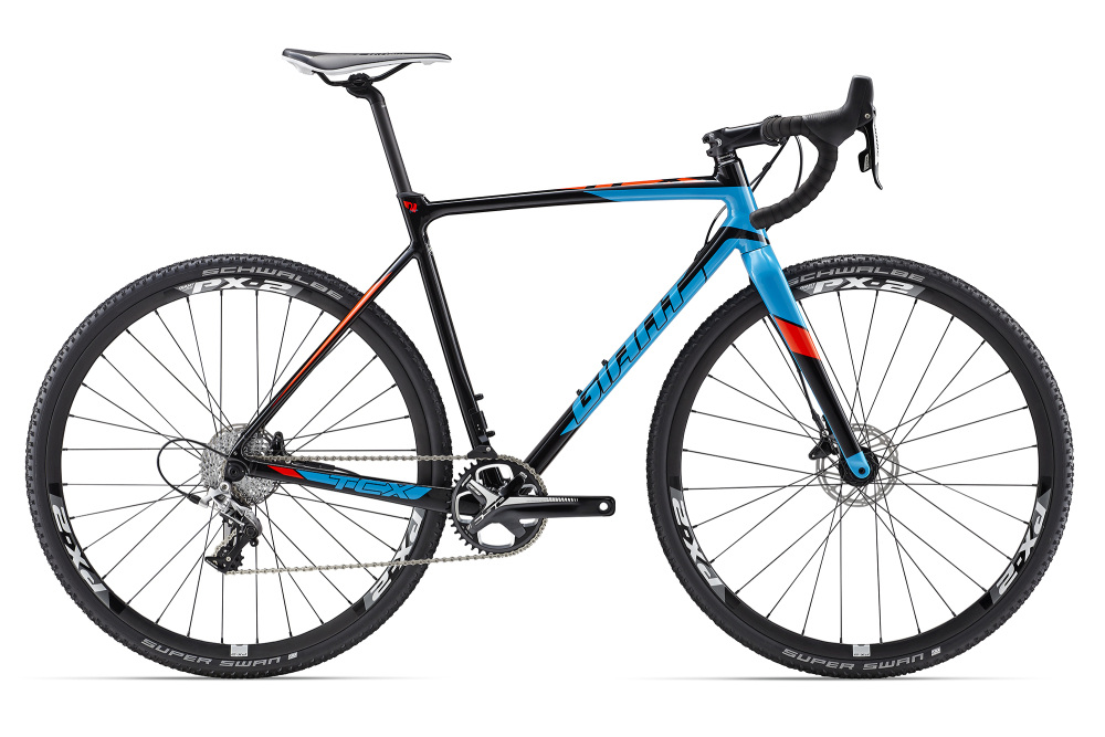GIANT TCX SLR 1 Black ML - Zweirad Posdziech Onlineshop -  E-Bike | Bochum