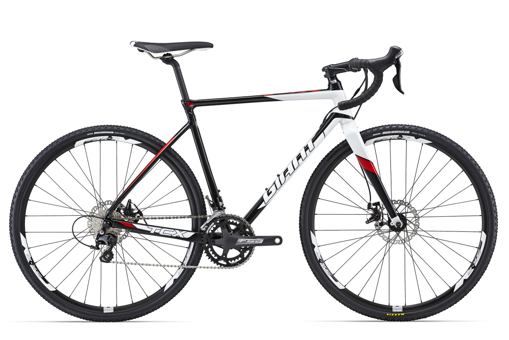 GIANT TCX SLR 2 Black/White ML - Zweirad Posdziech Onlineshop -  E-Bike | Bochum