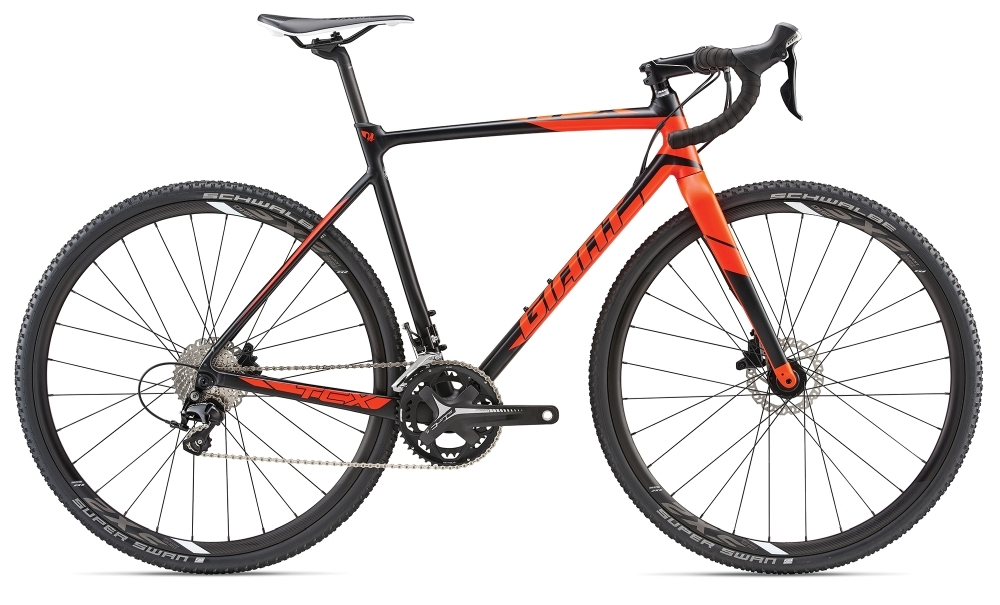 GIANT TCX SLR 2 S Black S - Bike Maniac