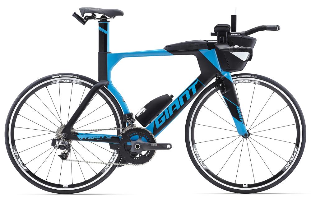 GIANT Trinity Advanced Pro 0 Blue S - Bergmann Bike & Outdoor