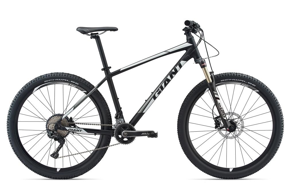 GIANT Talon 0 GE L Black/White L - Bergmann Bike & Outdoor