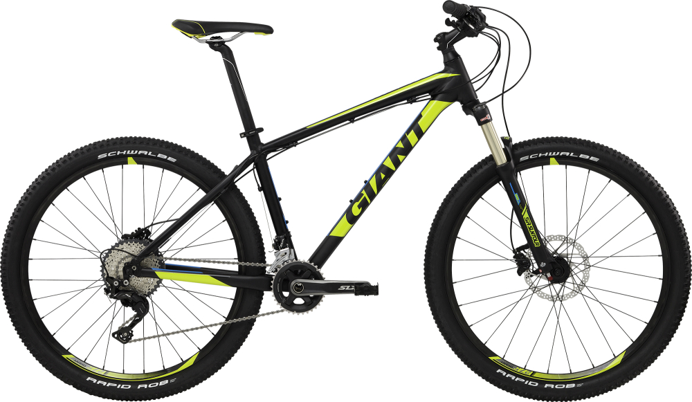 GIANT Talon 0 LTD Black S - Bergmann Bike & Outdoor