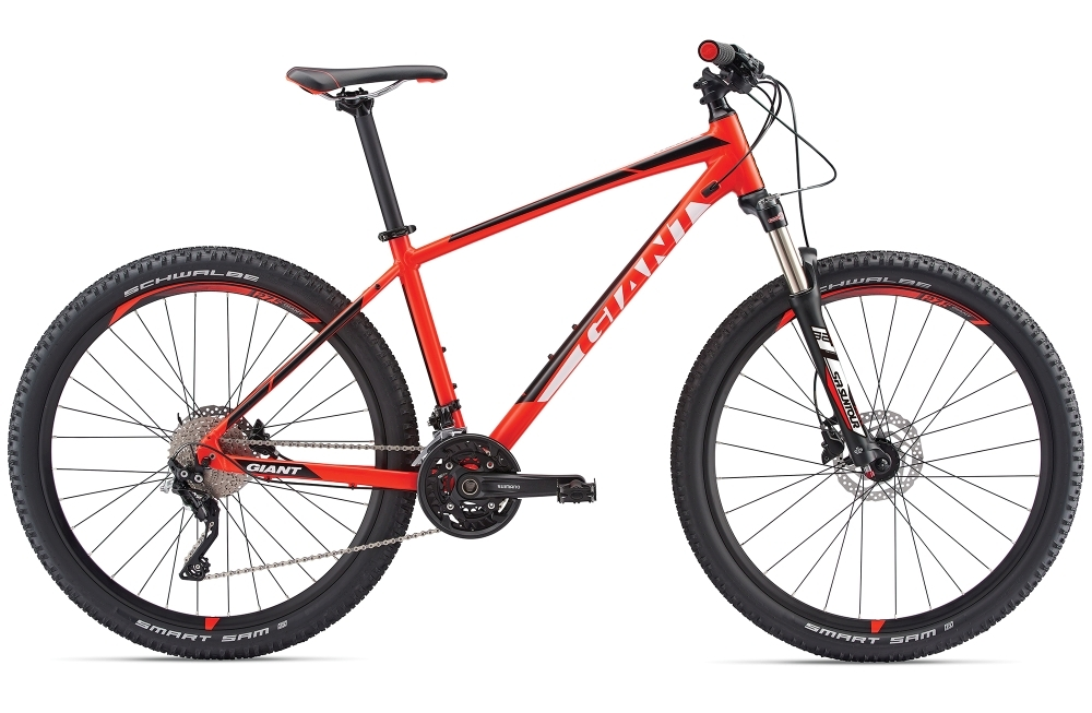 GIANT Talon 1 GE S Neon Red S - Fahrradhaus Haske