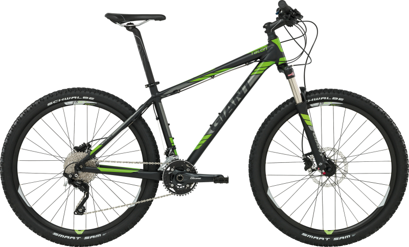 GIANT Talon 1 LTD black XL - GIANT Talon 1 LTD black XL