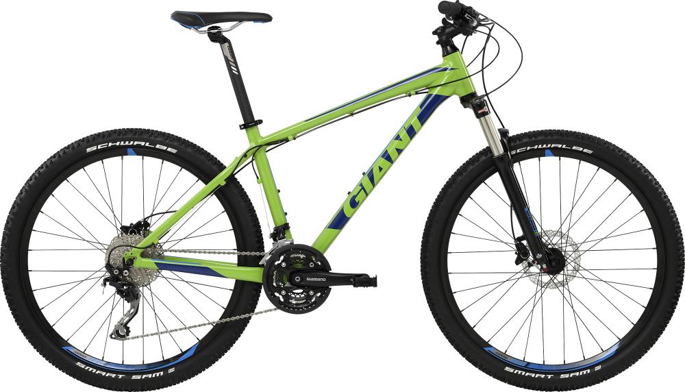 GIANT Talon 1 LTD Green/Blue S - Bergmann Bike & Outdoor