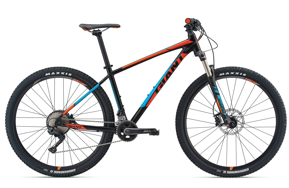 GIANT Talon 29er 0 GE L Black/Orange L - Fahrradhaus Haske