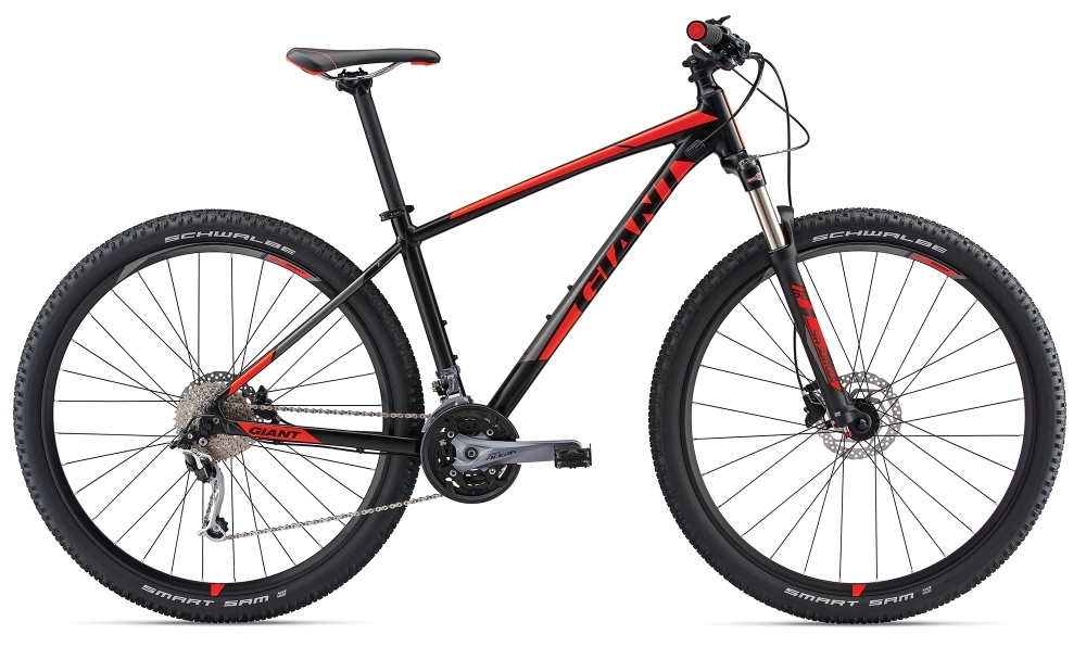 GIANT Talon 29er 2 GE M Black M - Bike Maniac