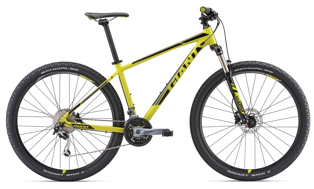 GIANT Talon 29er 2 GE XL Yellow XL - Fahrradhaus Haske