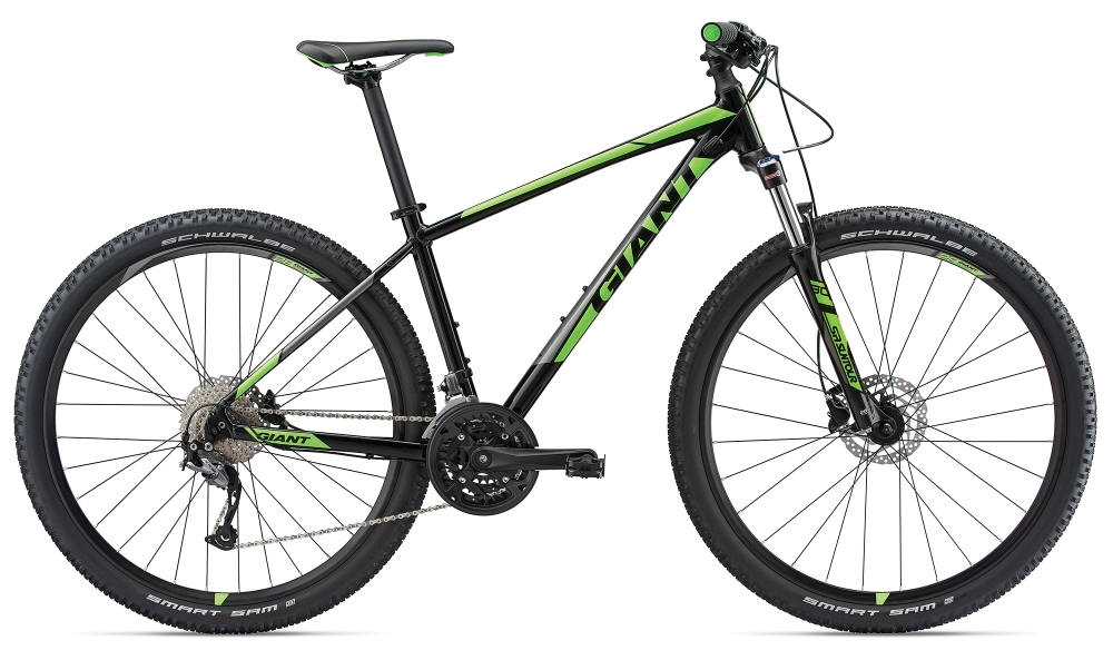 GIANT Talon 29er 3 GE M Black M - Bike Maniac