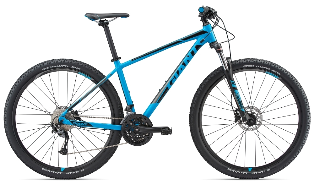 GIANT Talon 29er 3 GE L Blue L - GIANT Talon 29er 3 GE L Blue L