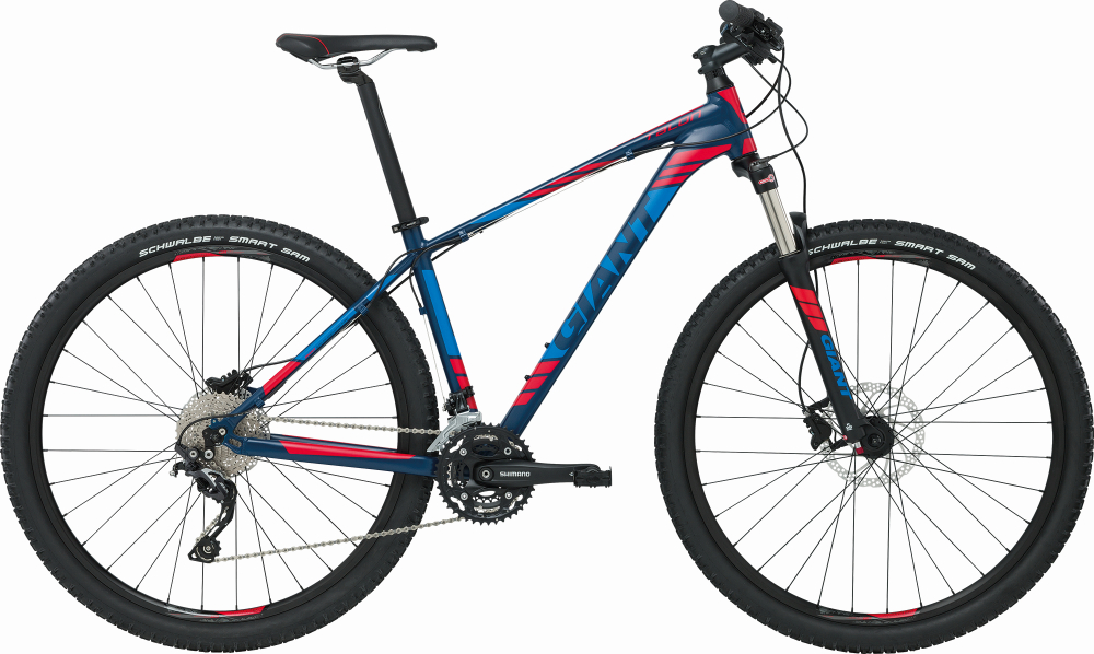 GIANT Talon 29er 2 LTD Dark Blue XL - Zweirad Posdziech Onlineshop -  E-Bike | Bochum