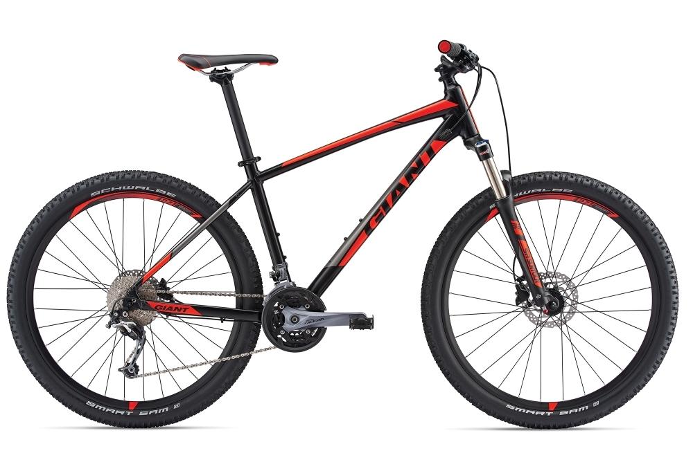 GIANT Talon 2 GE S Black S - Bike Maniac