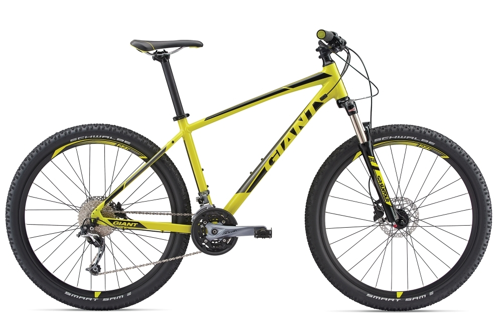 GIANT Talon 2 GE M Yellow M - GIANT Talon 2 GE M Yellow M
